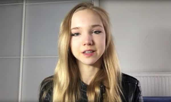 Naomi Seibt: 'anti-Greta' activist called white nationalist an inspiration | Climate change | The Guardian