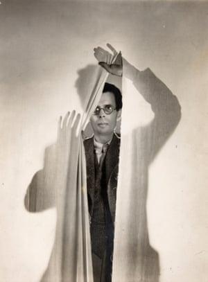 Aldous Huxley, 1936