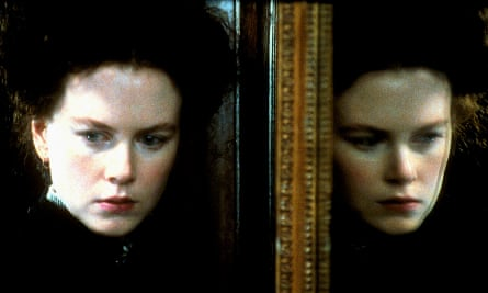 One of Campion's favoured actresses ... Nicole Kidman in The Portrait of a Lady. Photograph: Allstar/Cinetext/Propaganda Films