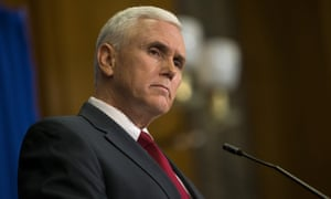 donald trump officially names indiana governor mike pence as running