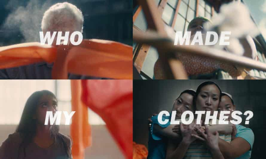 MJ Delaney's film Who Made My Clothes?
