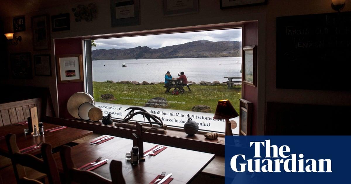 Scottish villagers bid to buy most remote pub on mainland Britain