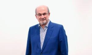 Salman Rushdie says memorising poems 'enriches your relationship with language'.