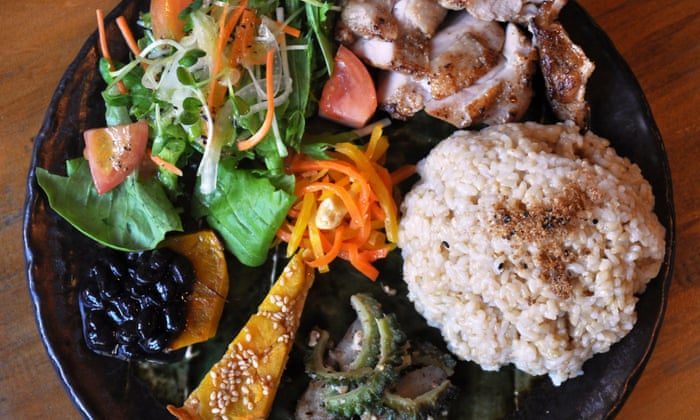 Vegging Out Why Eating Okinawa Style Is The Healthy Option