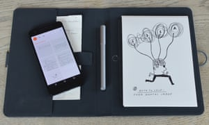 Wacom Bamboo Spark review: pen and paper with digital tricks