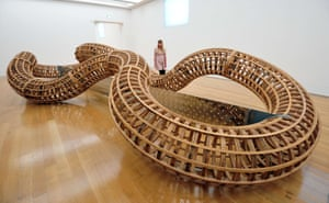 After 1998, installed at Tate Britain in 2014 as part of Richard Deacon's retrospective