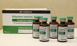 Arkansas buys lethal injection drugs ahead of first