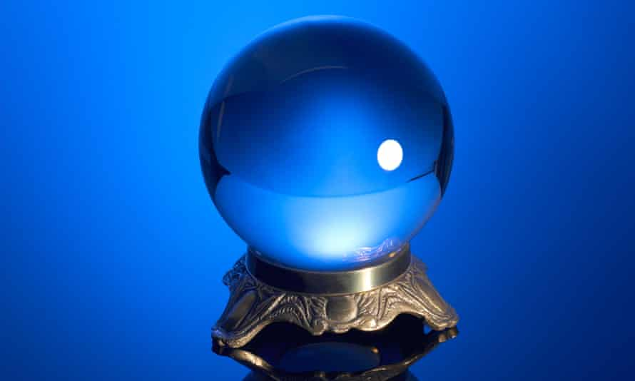 Look deep into your crystal ball for suggestions.