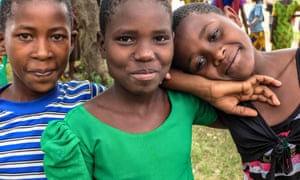 Uncut: young girls in a FGM safe house in Tanzania.