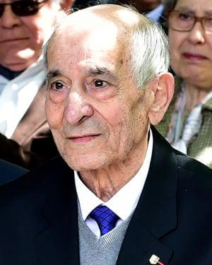 Rafael Gómez Nieto in 2017