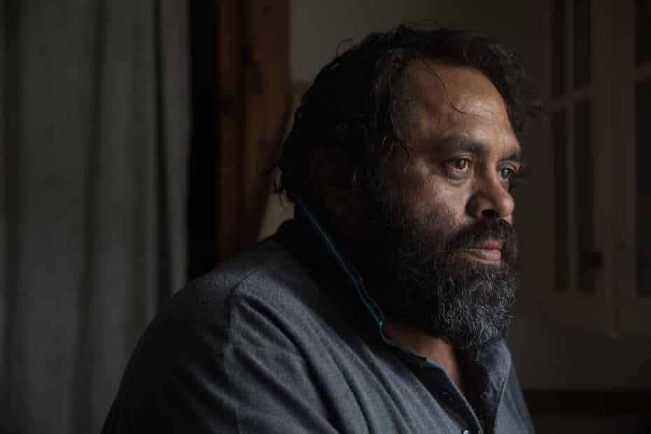 Yuwalaraay cultural educator Daryl Ferguson