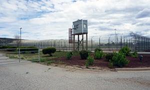 The Cibola County correctional center.