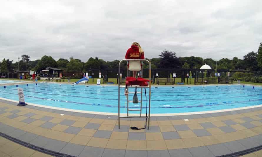 Jubilee Park Woodhall Spa