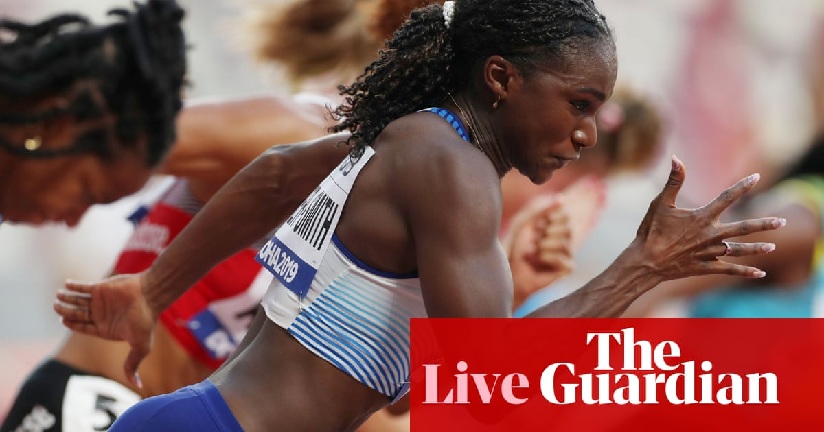 World Athletics Championships 2019: womens 100m final and more – live!