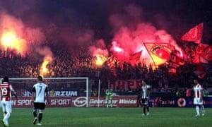 Red Star Belgrade v Partizan Belgrade