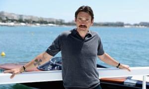 Dougray Scott at Cannes