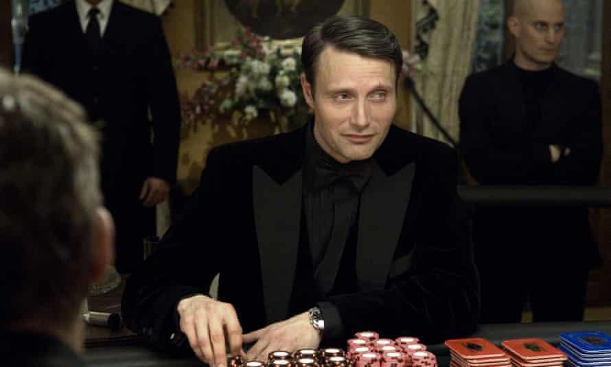 Eye eye … Casino Royale.