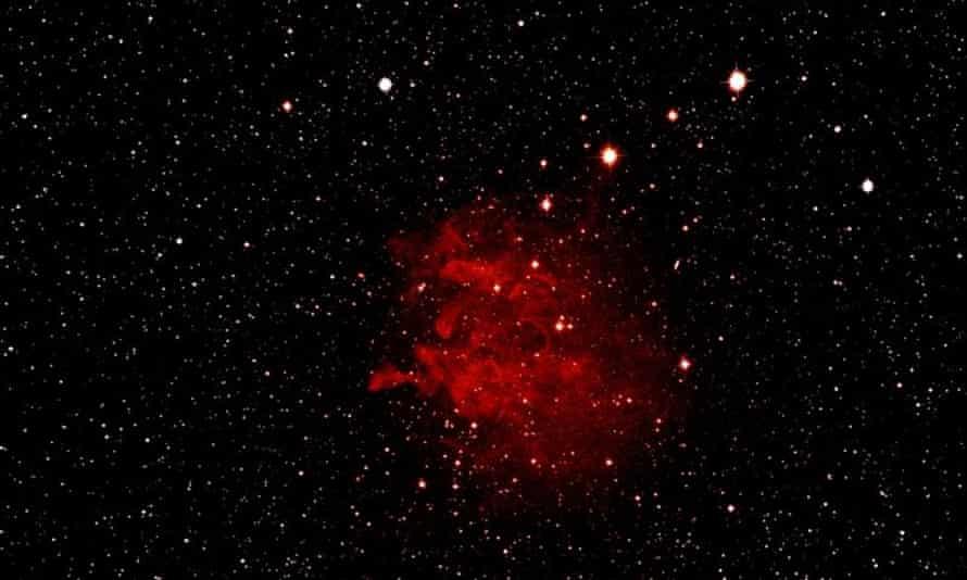 Emission Nebula in Aries.