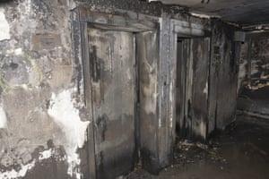 Inside Grenfell Tower