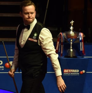 Shaun Murphy on what could have been...
