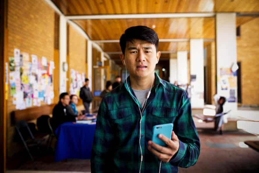 Ronny Chieng, the Australian correspondent of Trevor Noah's Daily Show, premiered International Student as part of ABC's Comedy Showroom