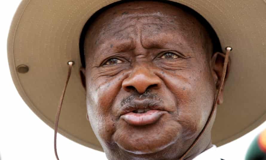 Yoweri Museveni, Uganda's president, is one leader with reason to feel uneasy.