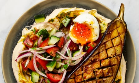 Yotam Ottolenghi's comfort food recipes