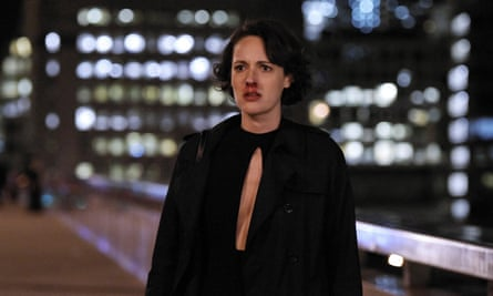 Unflinching, excoriating and lethally funny ... Fleabag.