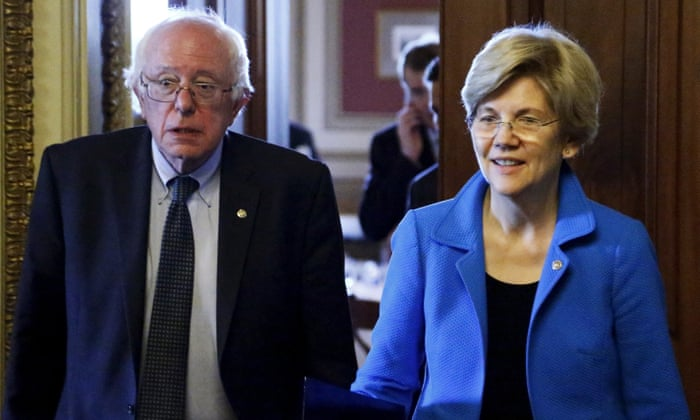 Think Bernie Sanders and Elizabeth Warren are the same? They aren't