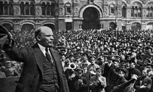 lenin red square 1919