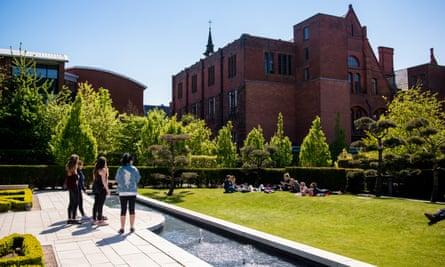Liverpool Hope University.