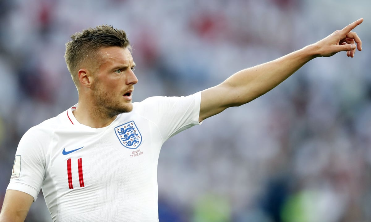 Jamie Vardy calls time on England career in talks with Gareth Southgate |  Jamie Vardy | The Guardian