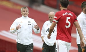 Ole Gunnar Solskjær needs a pacy centre-half as Harry Maguire and Victor Lindelöf can struggle against quick attackers.