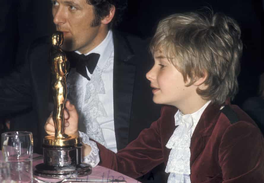 Actor Mark Lester attends 41st Annual Academy Awards on April 14, 1969