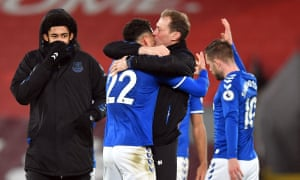 A Glaswegian kiss from Big Dunc.