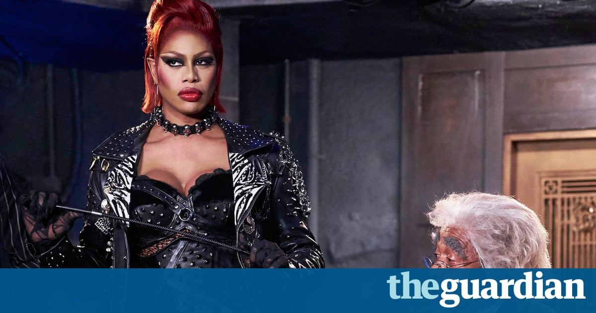 The Rocky Horror Picture Show: dammit Janet, it doesn't ...