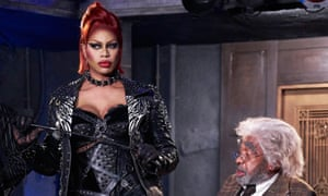 Rocky Horror Show: Laverne Cox as Frank-N-Furter never gets a handle on the role.