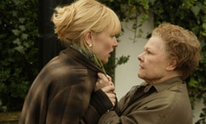 With Cate Blanchett in Notes on a Scandal.
