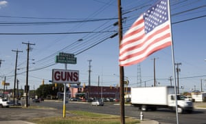 Gun historian Martin KA Morgan says there was a 'mad scramble' to purchase AR-15 style rifles before the 1994 crime bill, which included an assault weapon ban.