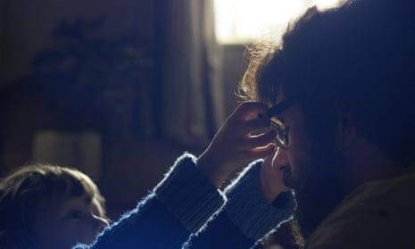 Starved of sight … a scene from Notes on Blindness.