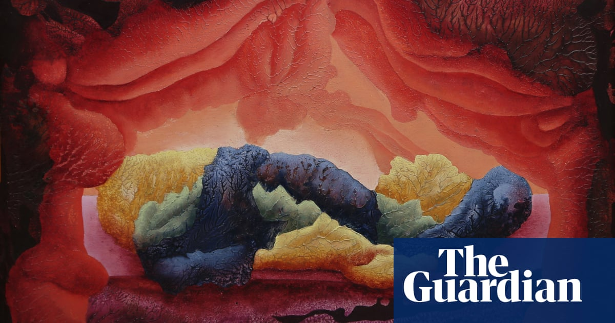 Touched by the hand of Ithell: my fascination with a forgotten surrealist