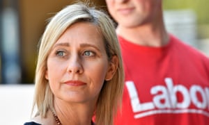 The Labor candidate for Longman, Susan Lamb. Both Labor and the Coalition have a lot to lose on super Saturday.