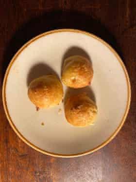 Nicole Kaplan's gougères