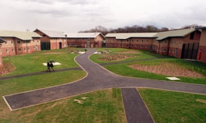 Medway secure training centre in Kent.