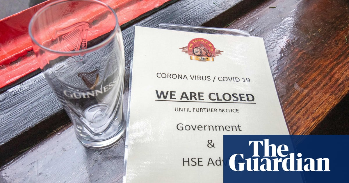 Covid countdown brings heartbreak and hope for Irish pubs
