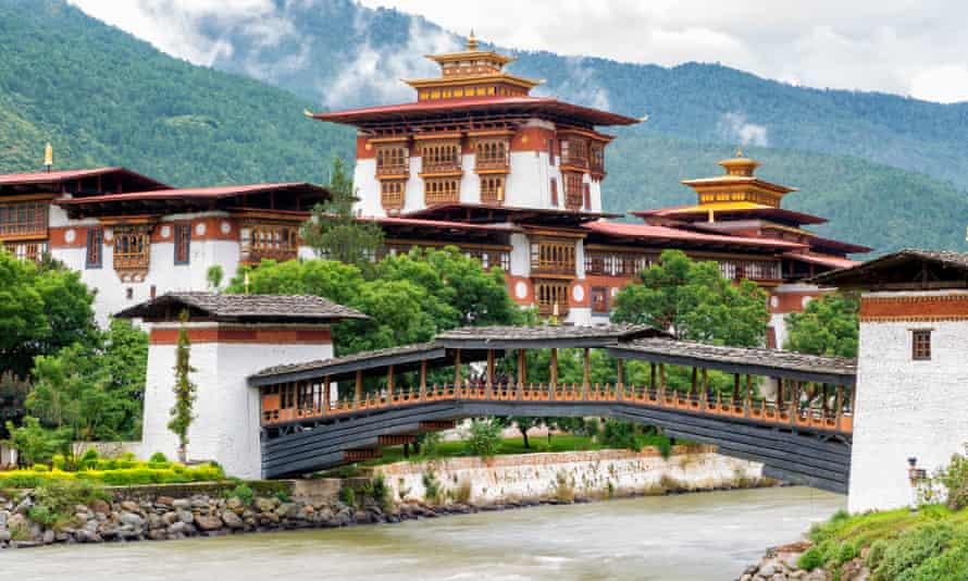 Punakha Dzong, Bhutan.