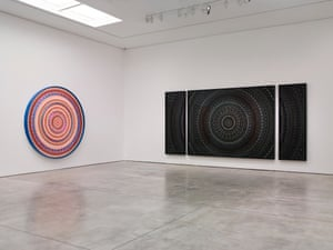 NO CROPPING Deity and (right) The Creator at White Cube.
