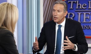 Don't call Howard Schultz a billionaire  He's just a 'person