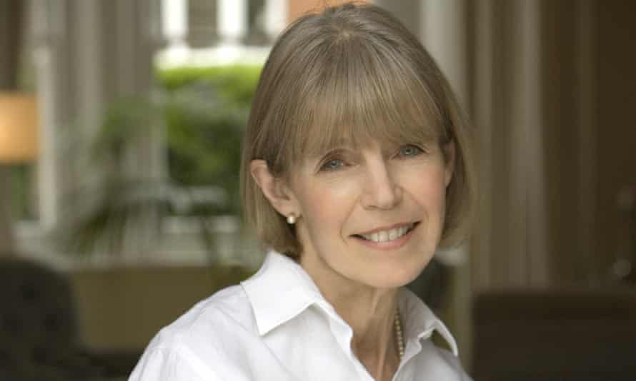 Prolific novelist Penny Vincenzi, who has died aged 78.
