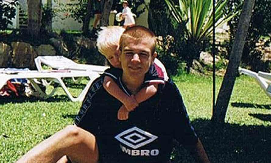 Graffiti artist Bradley Chapman, 21, who with his friend Daniel Elgar was killed by a District Line train.